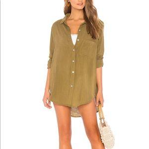 acacia swimwear Tops - Acacia cherimoya milos shirt